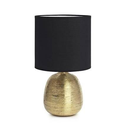 Lampa Stołowa Oscar 1l Złotyczarny 107068 Markslojd Złota Podstawa