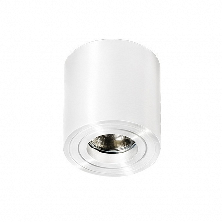 Lampa Sufitowa Techniczna Biała Mini Bross Azzardo Gm4000 Wh Tuba Techniczna