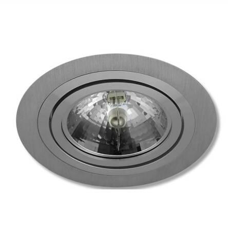 Oprawa Aluminiowa Okrągła Ar111 Qr111 Es111