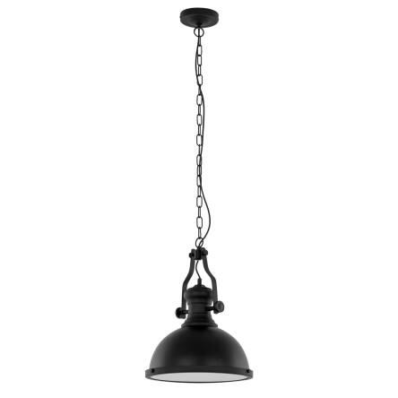 Lampa Wisząca Maeva Italux Mdm 25691 Czarna Lampa W Stylu