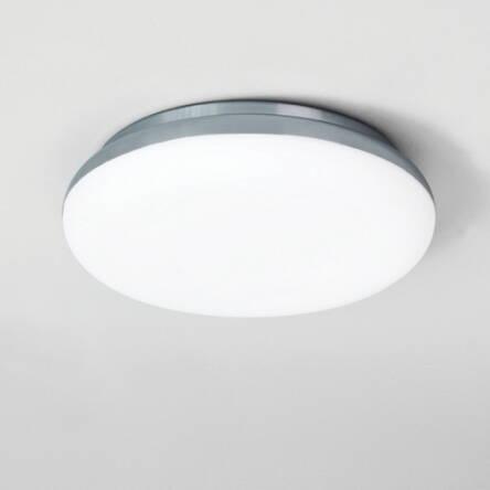 Plafon Lampa Sufitowa Altea 0586 Okrągła Nowoczesna Ip 44 Do łazienki Polerowany Chrom