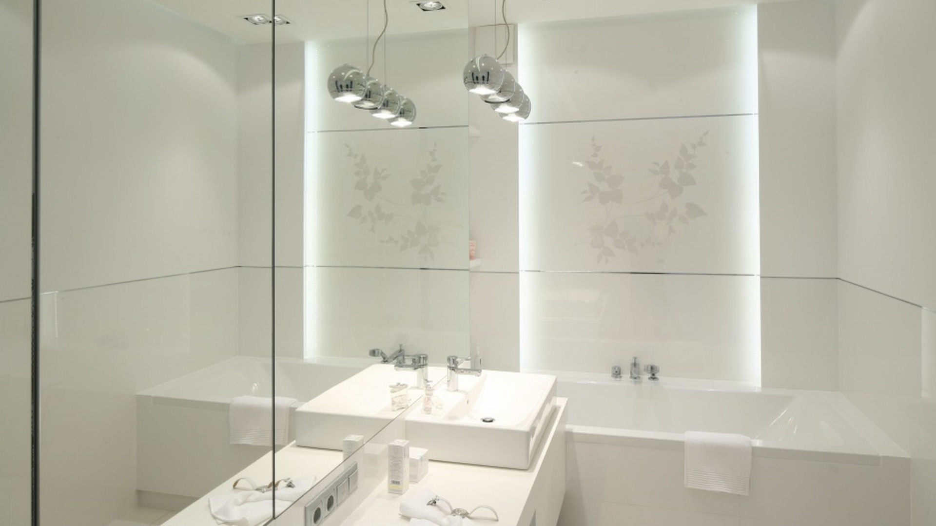 Oświetlenie Led Do łazienki